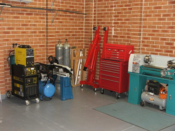small engine machine shop equipment